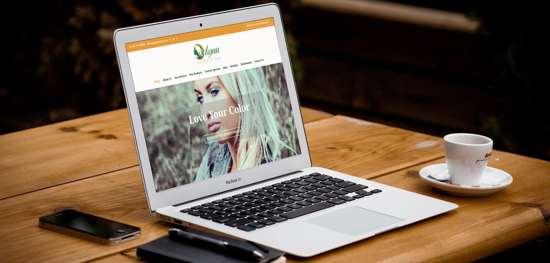 Argan Salon & Spa Social Media Marketing Case Study