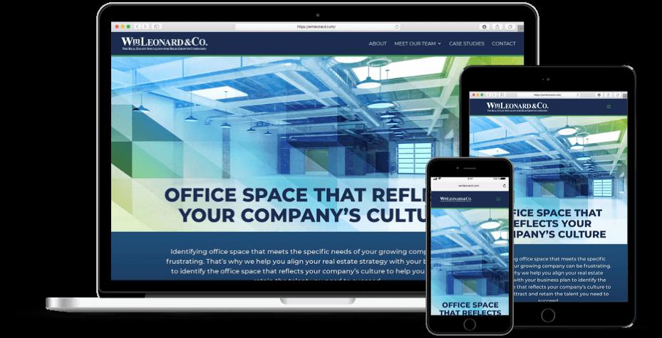 Real Estate Website Design Atlanta GA