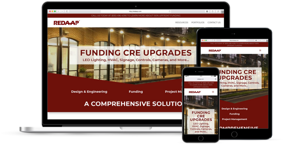 Redaap Business Website Designs Atlanta GA