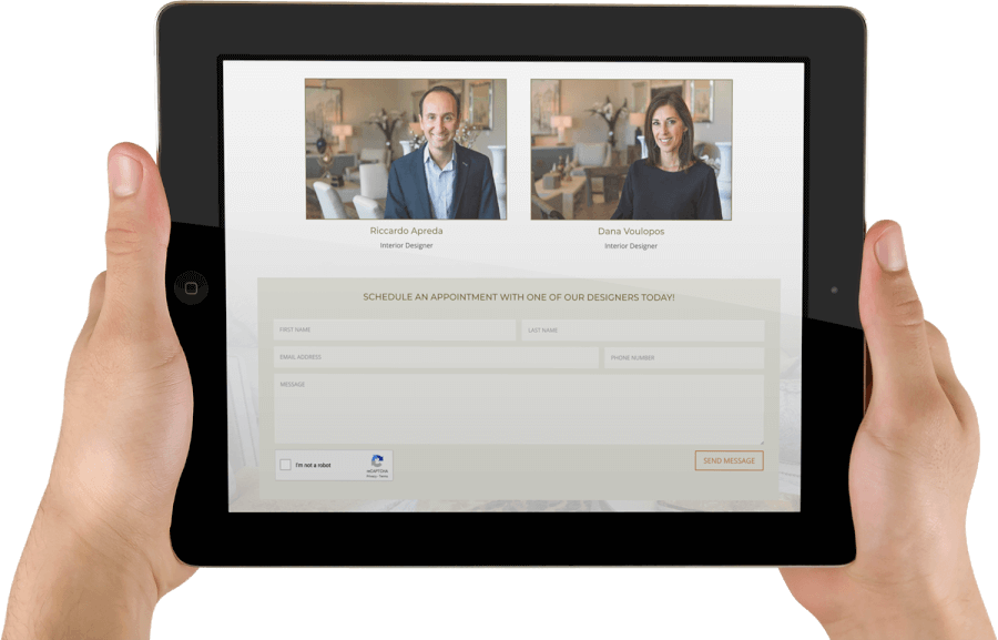 atlanta web design appointment